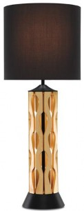 Hollywood Table Lamp - The Phyllis Morris Collection by Currey & Co. Credit - Currey & Co.