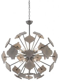 Ogee Orb Chandelier - Bijoux Bois - The Jamie Beckwith Collection by Currey & Co. - Credit - Currey & Co.